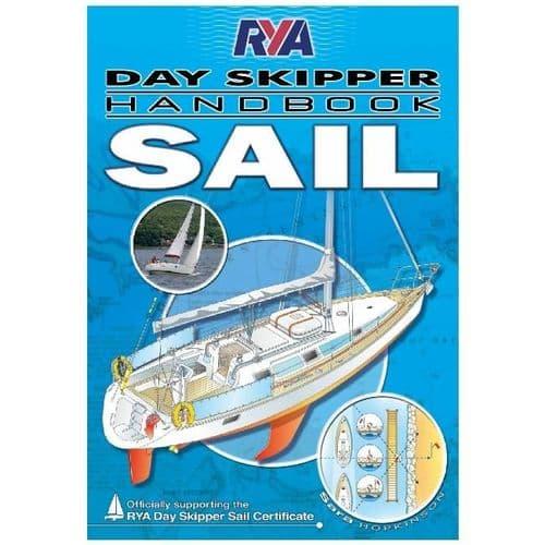 RYA Day Skipper Handbook Sail (G71)